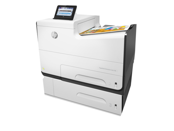 HP PageWide 556xh