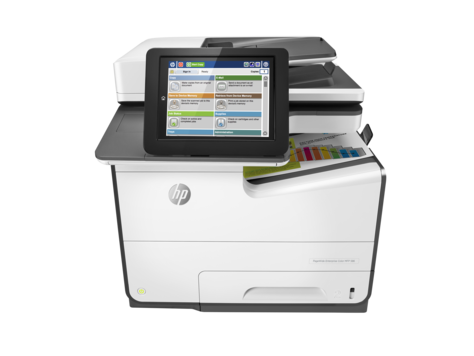 HP PageWide 586dn