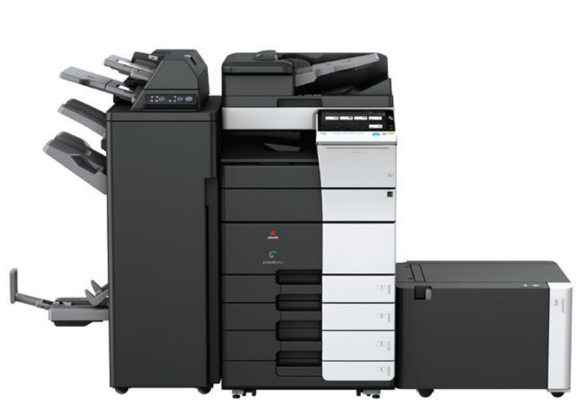 Olivetti d-Color MF554
